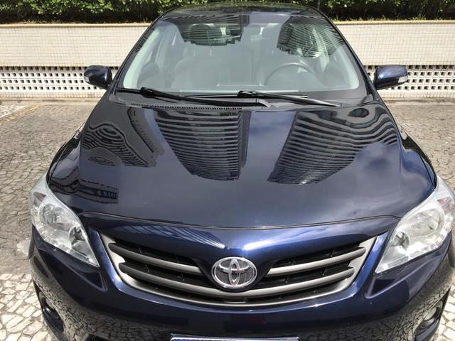 Corolla 2012/2012 xei único dono 70 km revisões na Corcercionaria