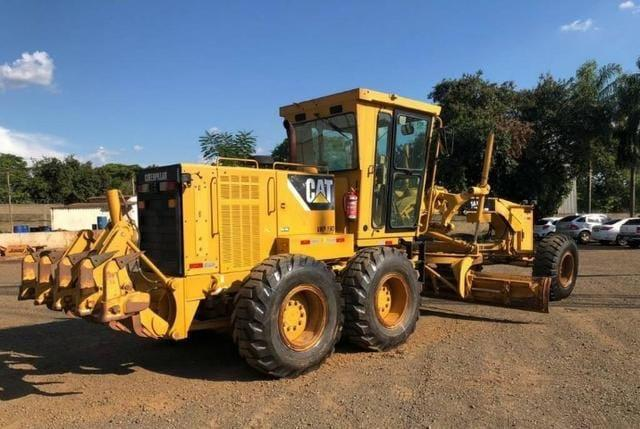 Motoniveladora Caterpillar 140K 2016