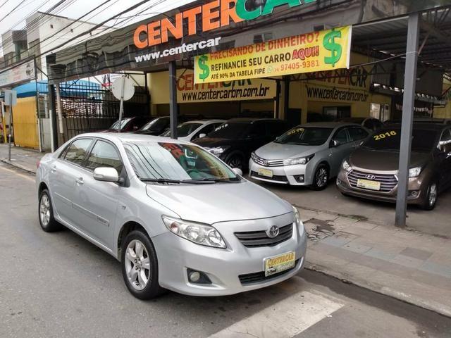 Corolla xei 1.8 flex 2010 automático IPVA 2020 PAGO
