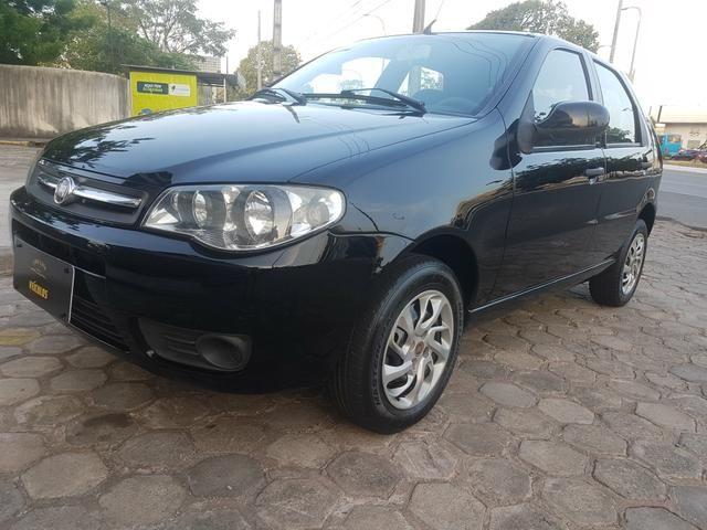 Fiat-palio economy 2011/2012 preto impecável!!!
