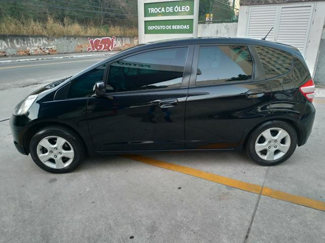 Honda fit 2011 completo +Gnv