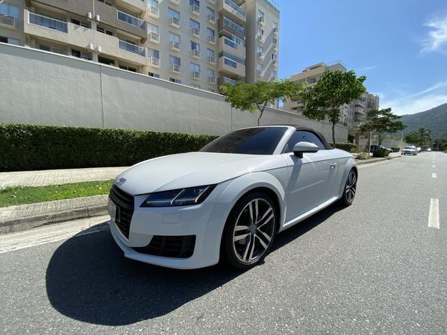 Audi tt roadster 2.0T ambition 2016