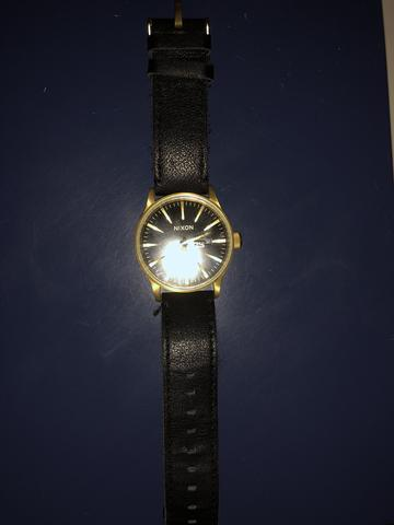 d3dc0ad7eed Relógio Nixon última edição - Bijouterias