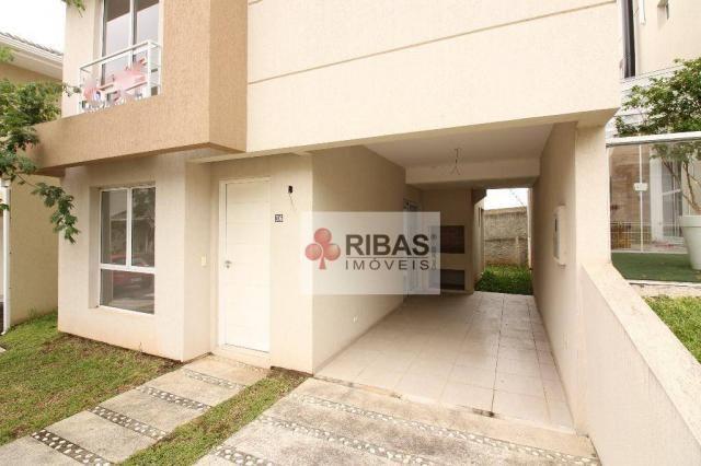 Casa com 3 dormitórios à venda, 126 m² por r$ 650.000 - barreirinha - curitiba/pr - Foto 2