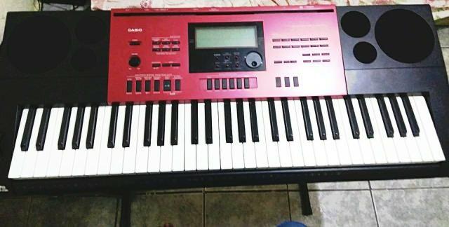 5cd9b3e5c1a Vendo Teclado Casio CTK 6250 - Instrumentos musicais - Jardim ...