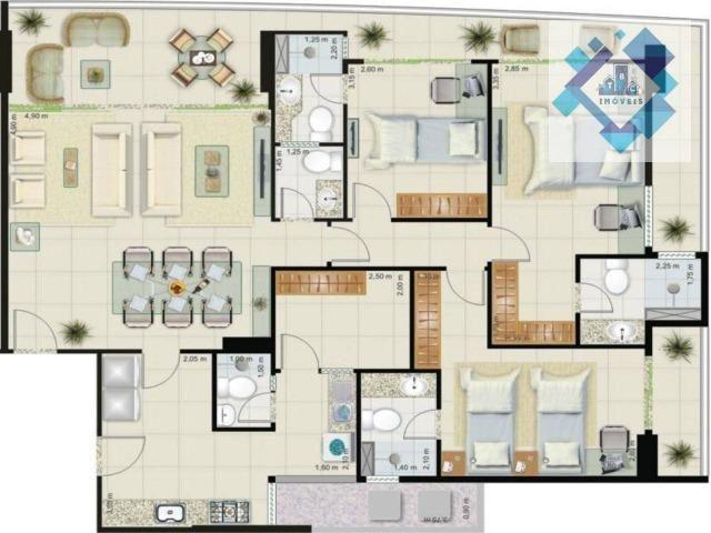 Apartamento Bairro de Fátima Première 3 dormitórios