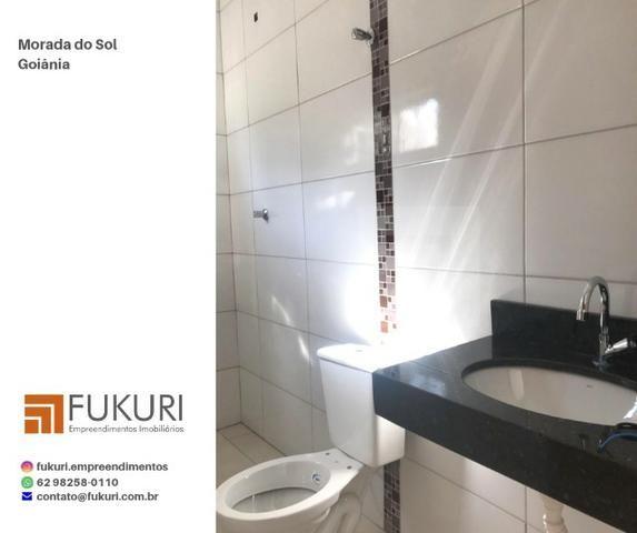 Casa 2Q c/suíte - Setor Morada do Sol - Goiânia - Foto 7