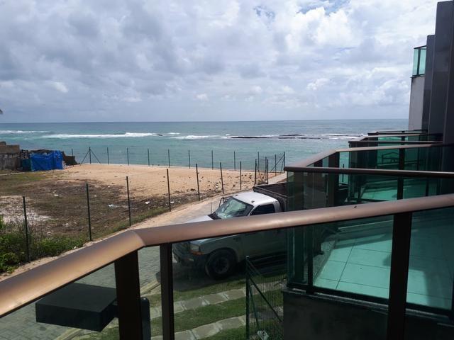 Vendo Loft duplex com varanda Gourmet na beira- mar de e enseada dos Corais