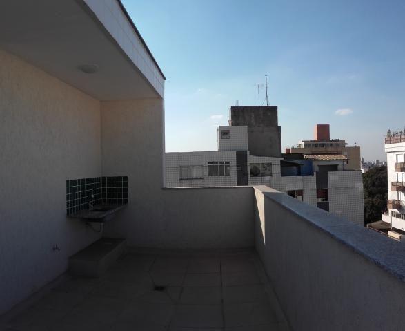 Cobertura à venda com 3 dormitórios em Alto barroca, Belo horizonte cod:2810 - Foto 16