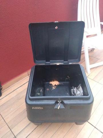 Caixa para moto sem aranha - Foto 2