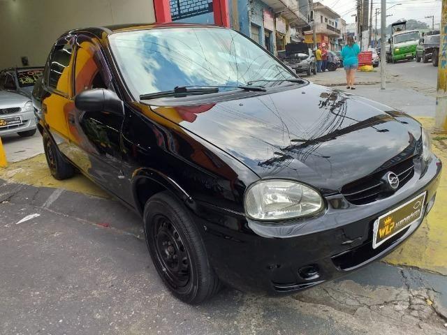 Gm - Chevrolet Corsa sedan entrada no cartão ficha pelo whatsap - Foto 14
