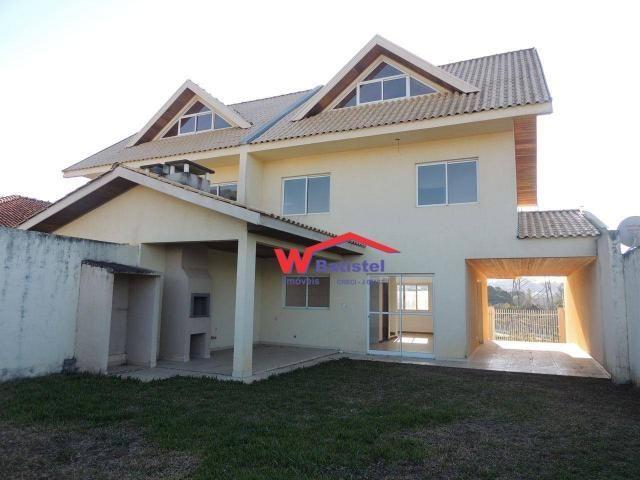 Sobrado com 3 dormitórios à venda, 177 m² - avenida joana d arc nº 206 -tanguá - almirante - Foto 12