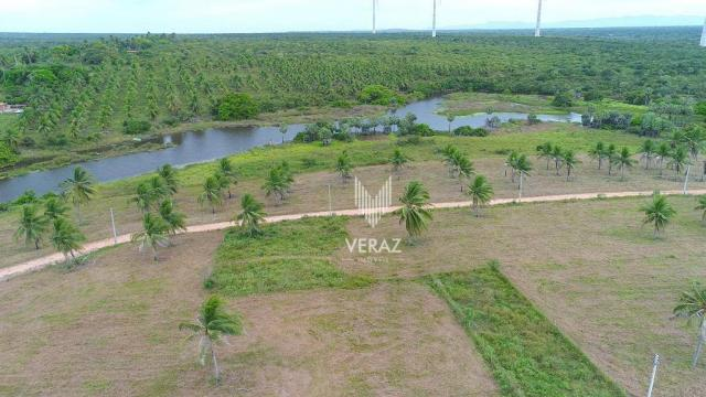 Terreno à venda, 300m² por r$ 22.000,00 - trairi - ceará - trairi/ce - Foto 4