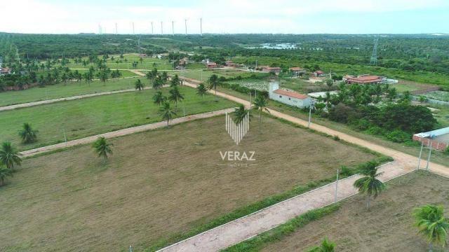 Terreno à venda, 300m² por r$ 22.000,00 - trairi - ceará - trairi/ce - Foto 6