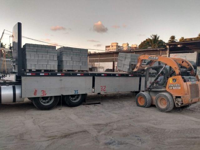 Blocos de concreto direto de fábrica