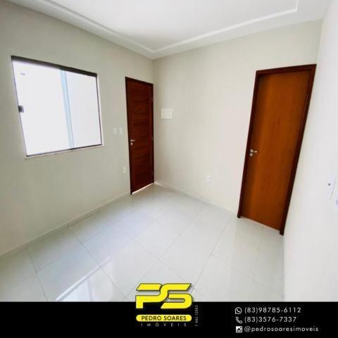 Casa com 2 dormitórios à venda por R$ 150.000 - Gramame - João Pessoa/PB - Foto 8