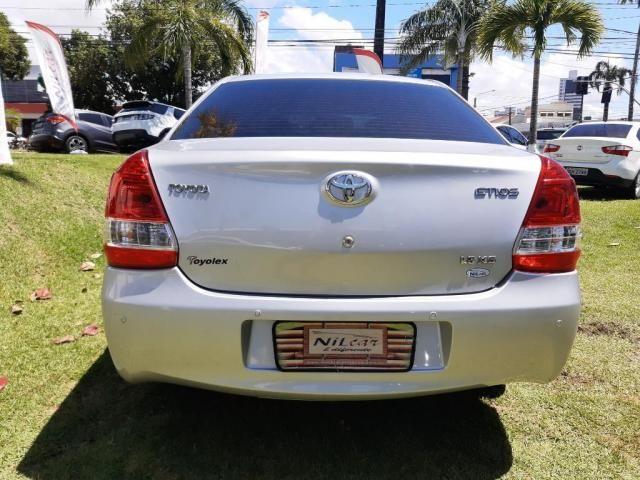 Toyota Etios Xs Sedan 1.5 Flex 16v 4p Aut. - Foto 4