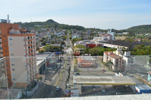 Apartamento 03 dormitórios para venda em Santa Maria com Suíte Sacada Churrasqueira Garage - Foto 17