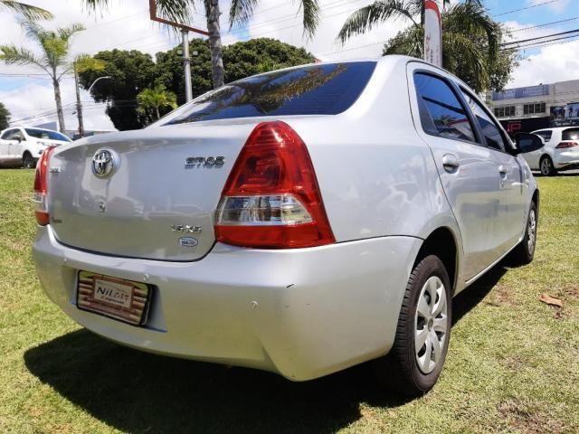 Toyota Etios Xs Sedan 1.5 Flex 16v 4p Aut. - Foto 3
