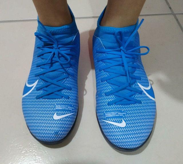 Tênis Nike futsal 36