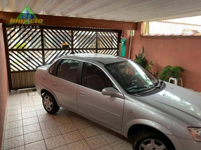 Casa com 2 dormitórios à venda, 70 m² por R$ 250.000 - Maracanã - Praia Grande/SP