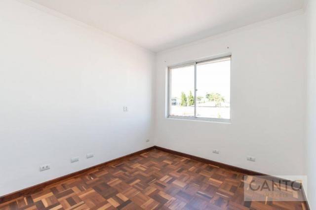 Apartamento com 3 dormitórios para alugar no Batel - condomínio com valor baixo, 96 m² por - Foto 17