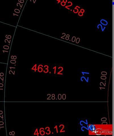 Urgente! Lote muito barato no Portal 2 em Caldas Novas, escriturado, 463 metros - Foto 3