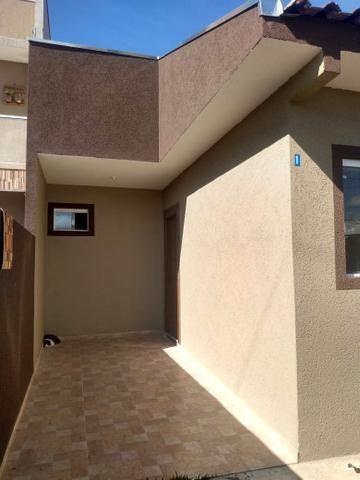 Rm. Casa 2 quartos, na região do Tatuquara - Foto 4
