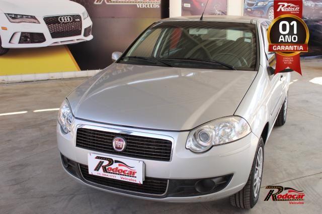 Fiat Palio ELX 1.0 Prata