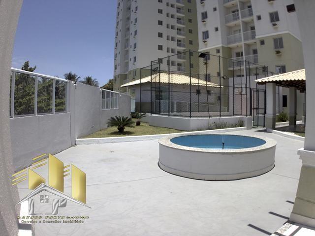 Laz- Alugo apartamento condomínio Enseada Jacaraipe (01) - Foto 11
