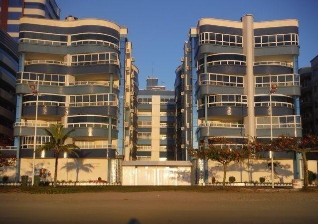 Apartamento 3 quartos com ar vista para a praia - Foto 2
