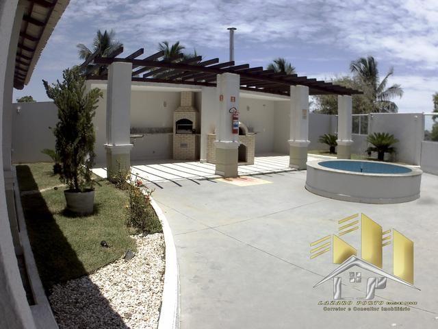 Laz- Alugo apartamento condomínio Enseada Jacaraipe (01) - Foto 16