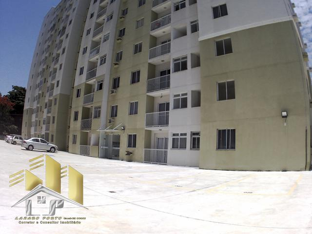 Laz- Alugo apartamento condomínio Enseada Jacaraipe (01) - Foto 13