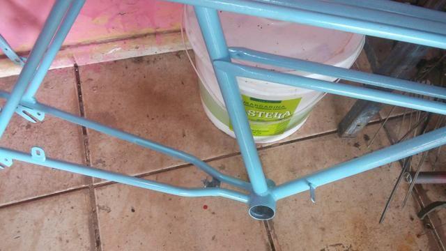 Vendo quadro de bicicleta - Foto 2