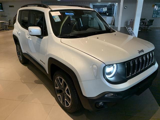 Jeep Renegade Longitude 1 8 4x2 Flex 16v Aut 2020 762631797 Olx