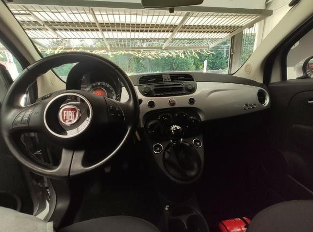 Fiat 500 1.4 Cult Evo / 2012 - Foto 4