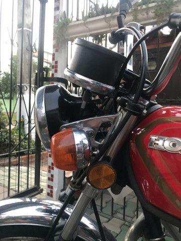 Honda ML 125 Relíquia