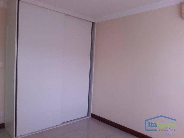Apartamento com 3 dormitórios para alugar, 124 m² - Candeal - Salvador/BA - Foto 6
