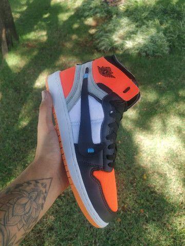 Bota Nike Jordan Atacado  - Foto 5
