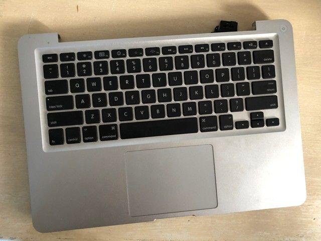 Topcase Tampa Macbook Pro 13  2013 Apple Com Teclado Br