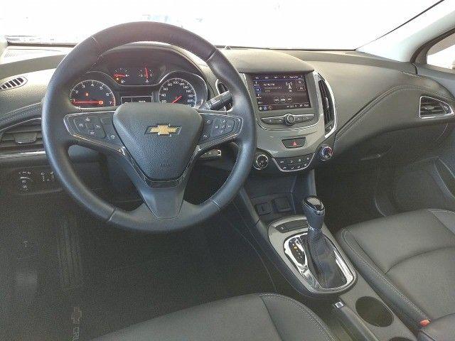 gm cruze lt 1.4 turbo 2020 aut apenas 8.524 km único dono watts * - Foto 12