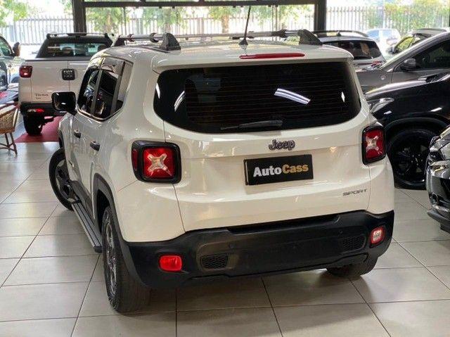 Jeep Renegade 1.8! Sport! Top! Com Acessórios Exclusivos! Raridade! Até 100 % Financiado. - Foto 11