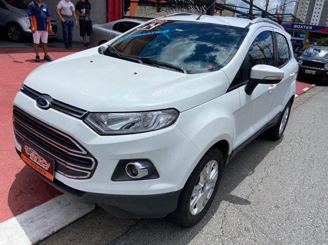 Ford - EcoSport Titanium 2.0 (Automático + Banco de Couro) - Foto 2