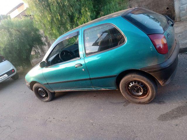 Fiat palio ano 98 carro 1.0 file
