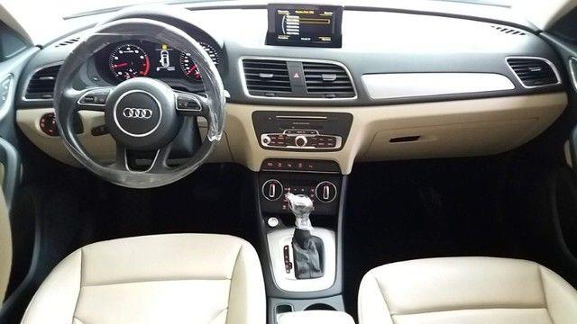 Audi Q3 1.4 Prestige Stronic (Flex) 2018 2019 Preto - Foto 8