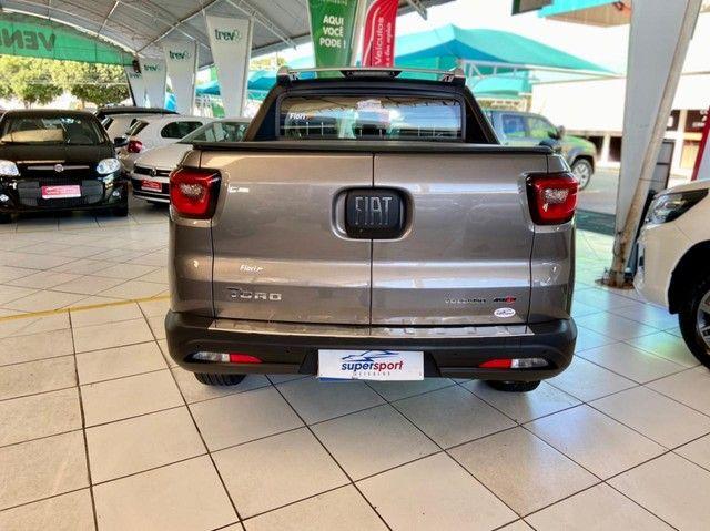 Fiat Toro volcano 2021 Diesel 4x4 !! ipva 21 pago !! - Foto 6