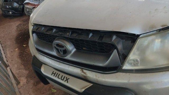 Toyota Hulix SW4 2007 A 2012 Sucata Com Garantia - Foto 15