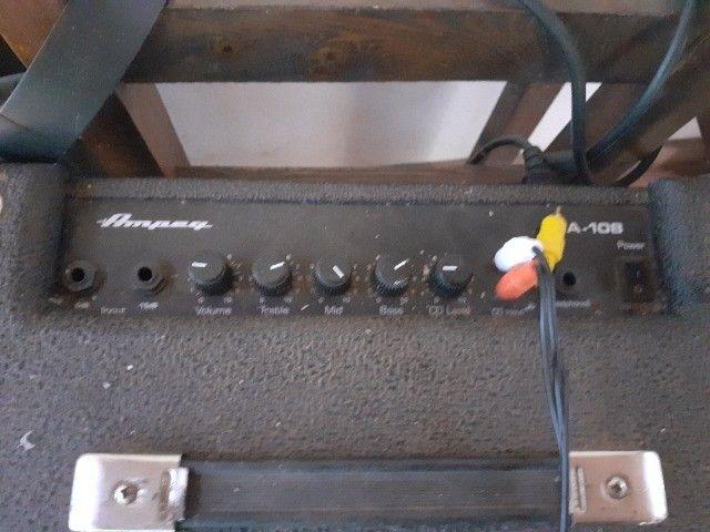 Amplificador ampeg ba 108usado  - Foto 2