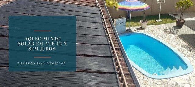 Aquecimento solar para piscina pronta entrega - Foto 3