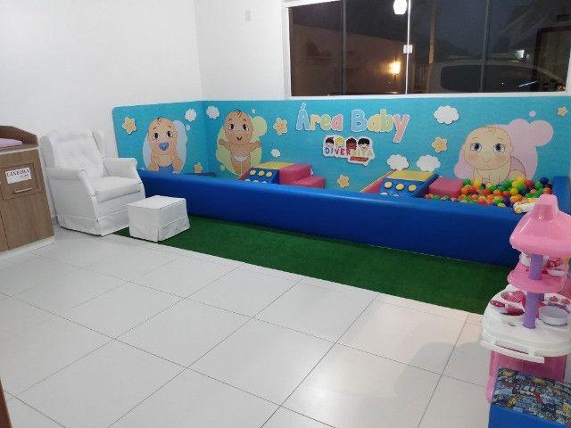 Área baby usada